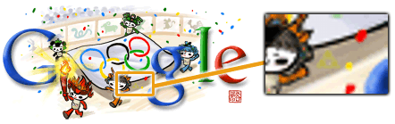 Google Olympic Games